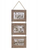 wanddecoratie-hout-houten-fotohanger-in-driftwood-voor-3-fotos