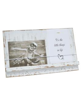 wanddecoratie-hout-fotohouder-wit-geschilderd-met-touwtje